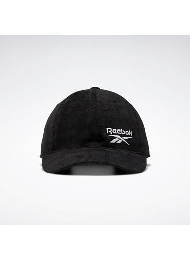 Reebok Cl Fıtıllı Şapka Siyah